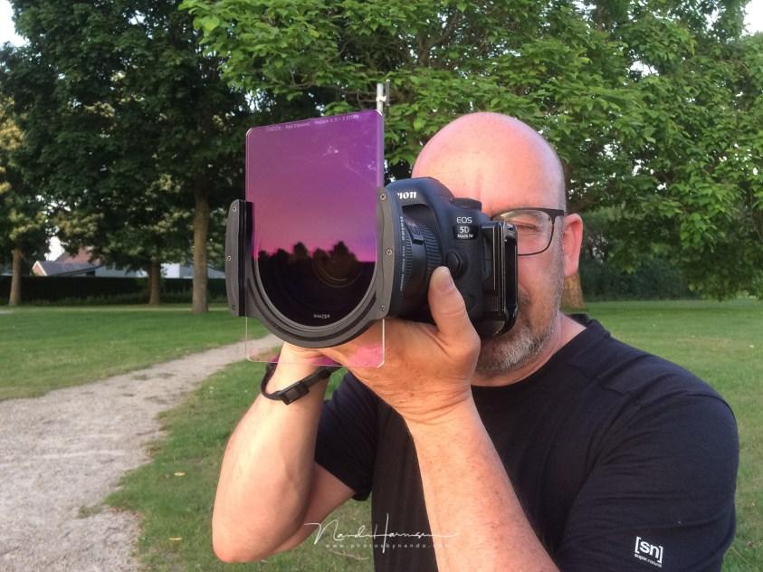 Fotograferen met een grijsverloopfilter