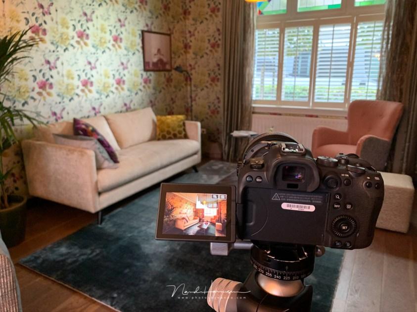 Vastgoed fotograferen met de Canon EOS R6 maakte onderdeel uit van Een review van de Canon EOS R6