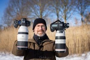De review van de Canon RF100-500L