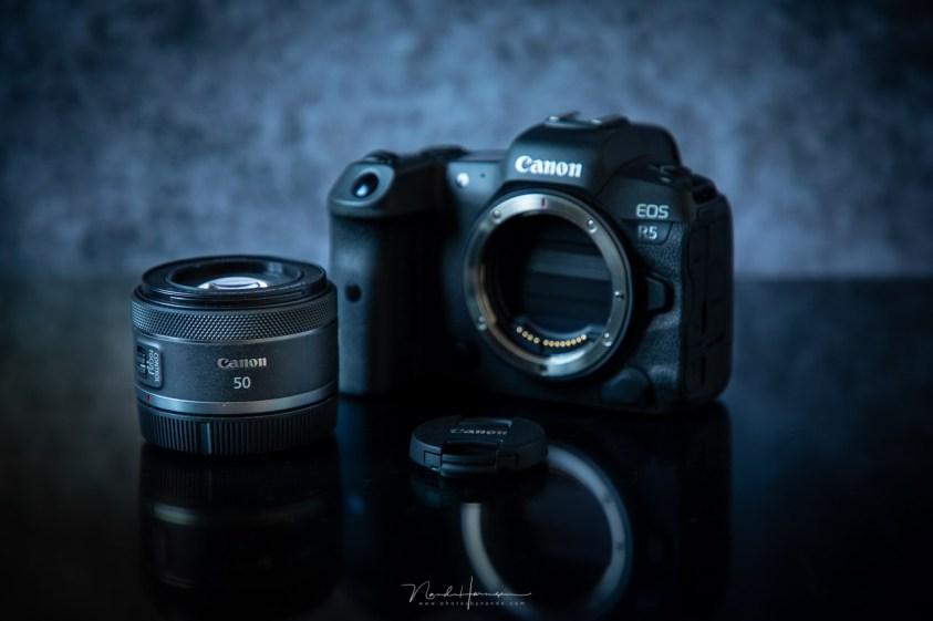 review van de canon RF50mm f/1,8