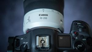 de canon RF70-200mm f/4L