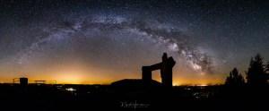 Een van mijn beste foto's van de Melkweg