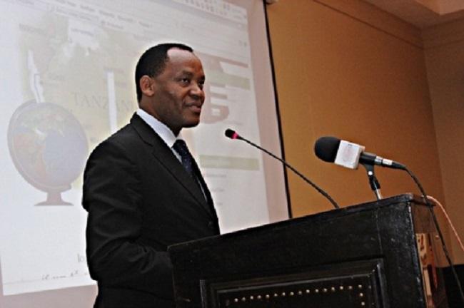 Lazaro Nyalandu, Tanzania's Minister of Natural Resources and Tourism