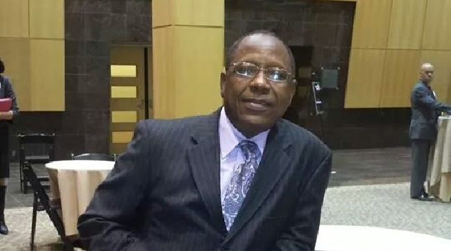 ALJA's acting chairman Moses Sandy