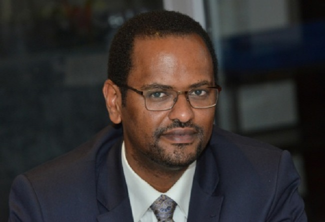 Henok Teferra, ASKY CEO