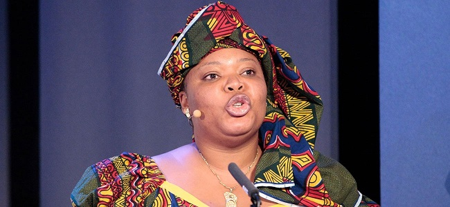 Nobel Peace Prize Winner Gbowee