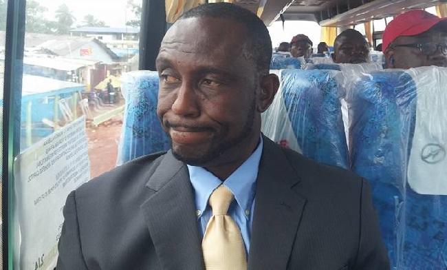 Coach James Debbah