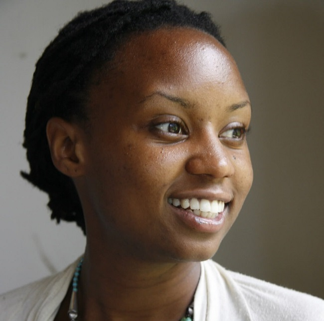 Multi-award winning Kenyan director Wanuri Kahiu