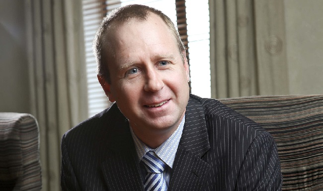 Kyle Mandy, Tax Policy Leader for PwC South Africa Photo: PricewaterhouseCoopers LLP (PwC)