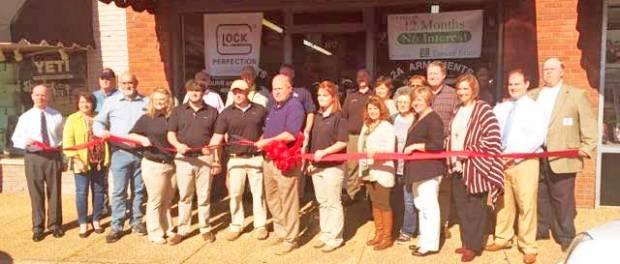 2A Armaments gun shop opens in New Albany
