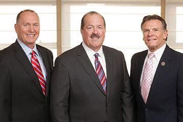 Morgan White Agency officers
