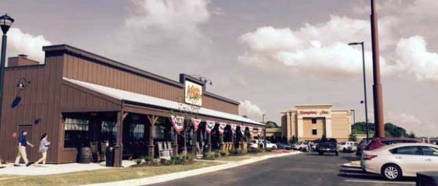 Cracker Barrel New Albany