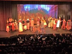 Cinderella, Union County Schools Theater