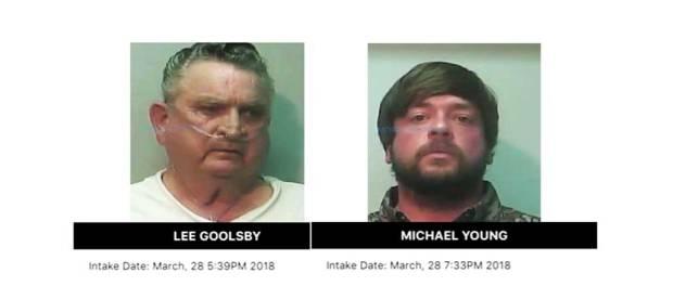 stolen tractors arrests