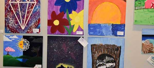 Union County Student art