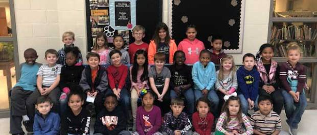NAES students of month Nov 2018