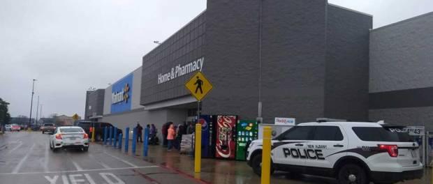 Walmart Hawk hunt 2