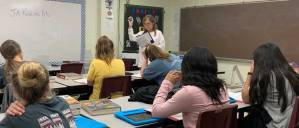 New Albany MS Abstinence education
