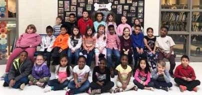 march students of month k-2