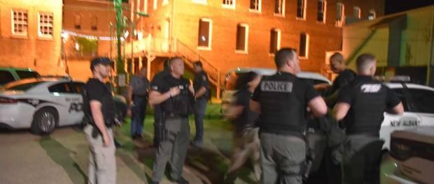 30 drug arrests