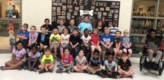 New Albany, MS Students of the Month May 2019