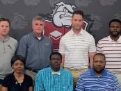 New Albany MS Troy Payne signs with Blue Mountain