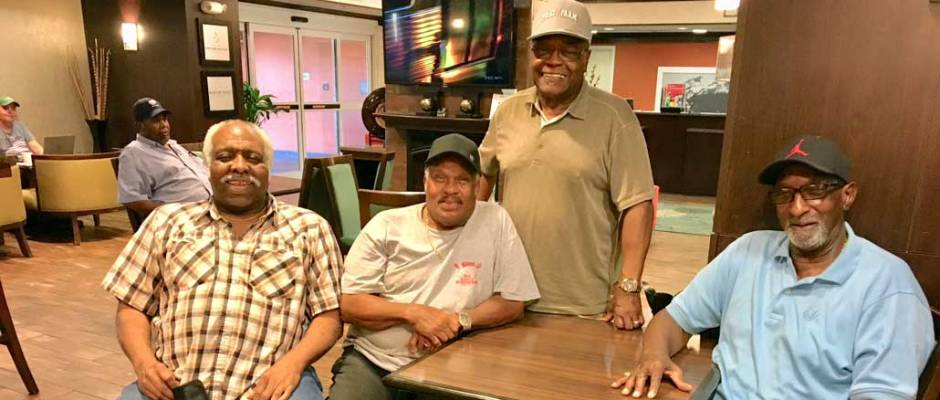 Union County Training School reunion group