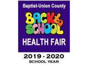 New Albany MS Back to School Health fare