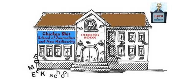 New Albany MS Chicken Shit School of Journalism