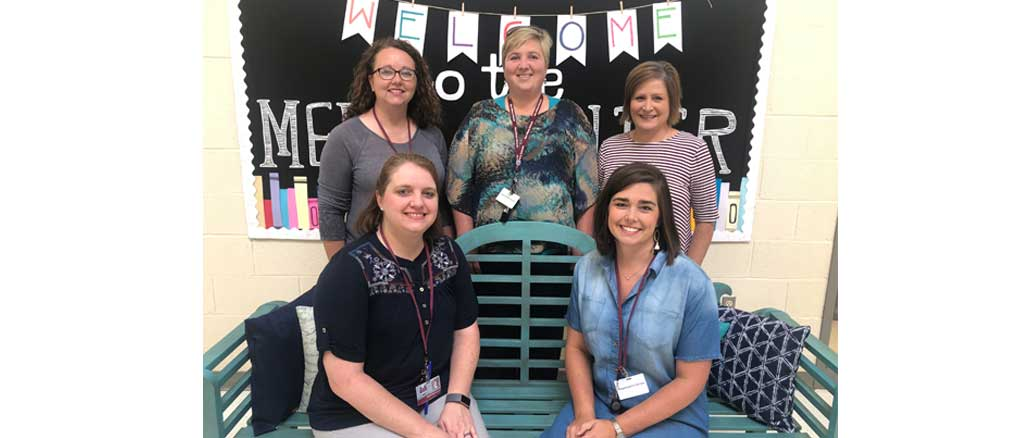 New Albany MS NAES August 2019 Emloyees of the month