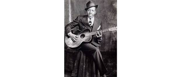 New Albany MS Robert Johnson at the Crossroads museum program