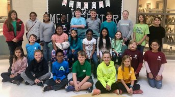 New Albany MS 2019 3-5 Citizens of month