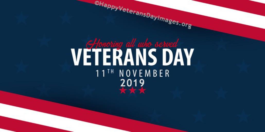 Veterans Day Nov. 11