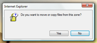 Move or Copy Yes?
