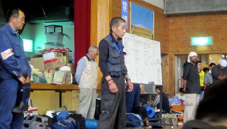 Explaining the Situation up in Tohoku