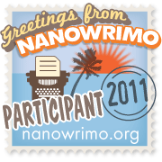 NaNoWriMo 2011 Completed!