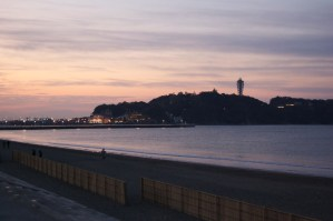 Enoshima New Year