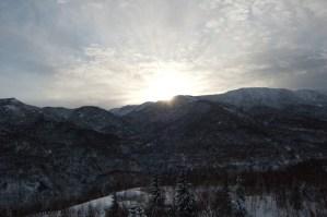 Sunrise At Okushiga