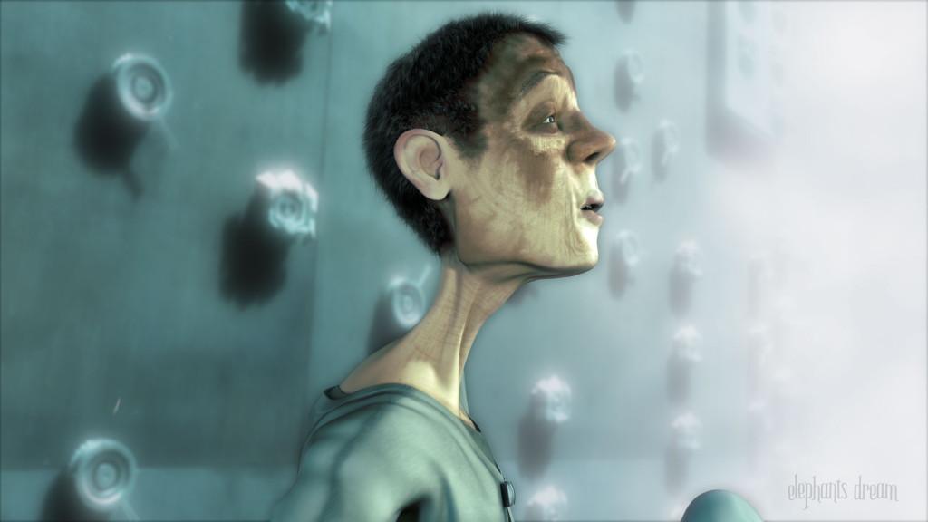 Elephant's Dream, an open source film project