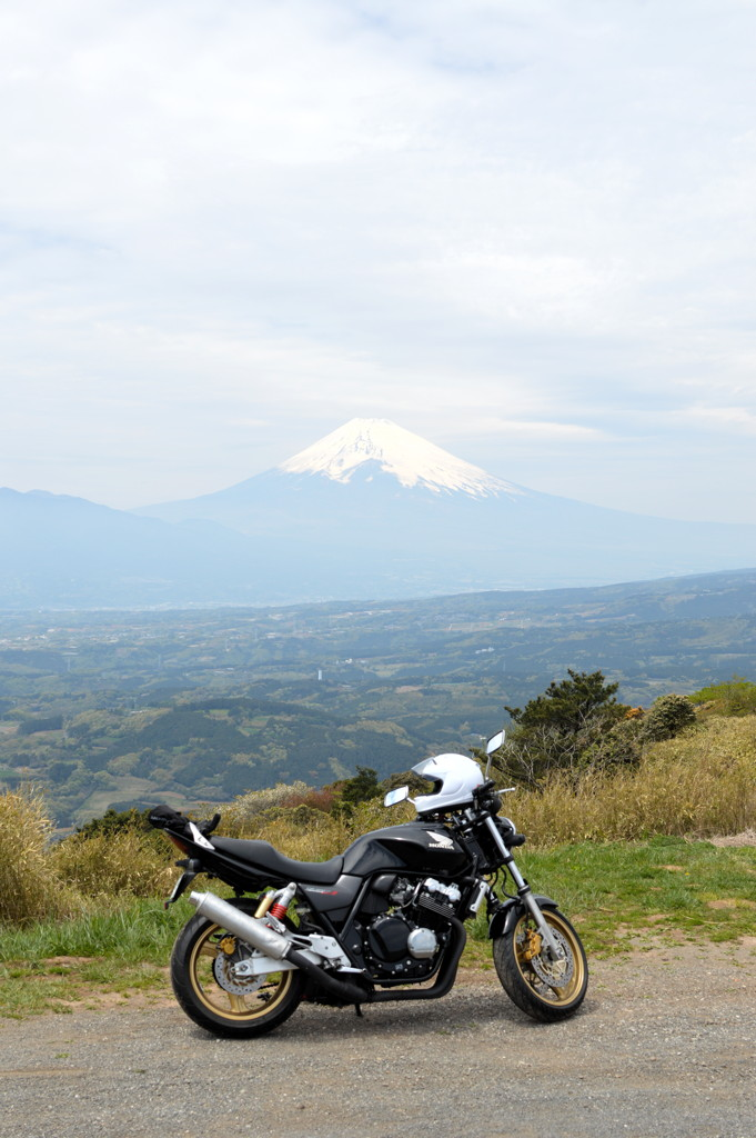 The Bike and The Mountain