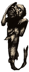 The Fee Jee Mermaid