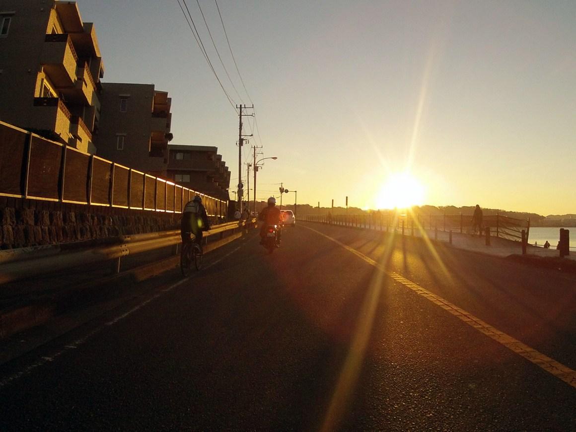 R134 Sunrise