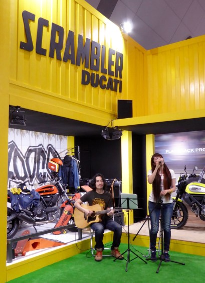 Ducati Making Music