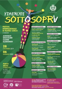 Vimercate Sottosopra 2019-2020 : here the program of the shows