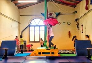 Ritornano i corsi di circo Artematta!