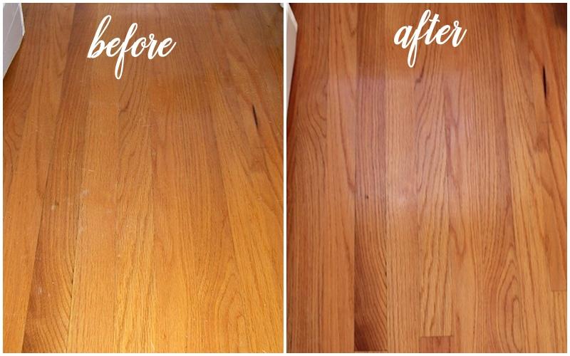 Shine Hardwood Floors