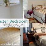 Master Bedroom Makeover – Number 1