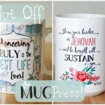 Hot Off the Mug Press!