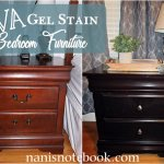Java Gel Stain Your Bedroom Furniture!