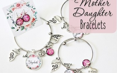 Mother-Daughter Bracelets